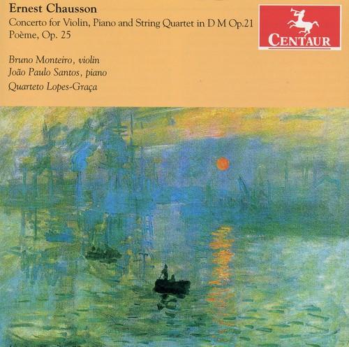 Cto for Violin /  Piano & String Quartet in D Major