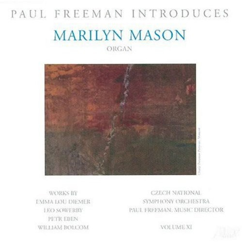 Paul Freeman Introduces Marilyn Mason 11