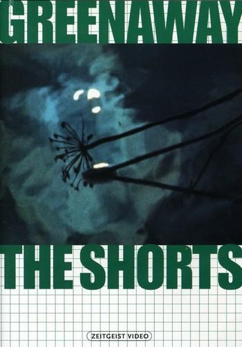 Peter Greenaway - Greenaway: The Shorts / (Full B&W Col)