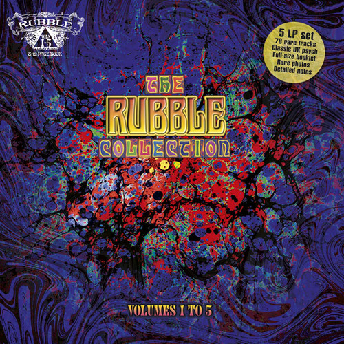 The Rubble Collection, Vol. 1-5