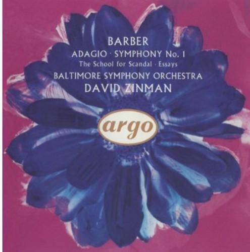 Adagio for Strings /  Symphony 1