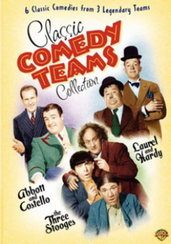 Classic Comedy Teams: Hosted by Steve Allen