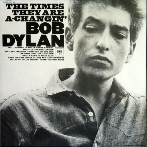 Bob Dylan - Times They Are A-Changin'