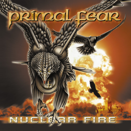 Primal Fear - Nuclear Fire [Import 2LP]