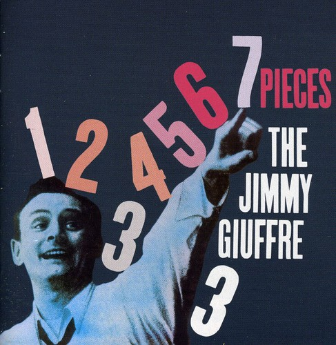 Jimmy Giuffre - 7 Pieces [Import]