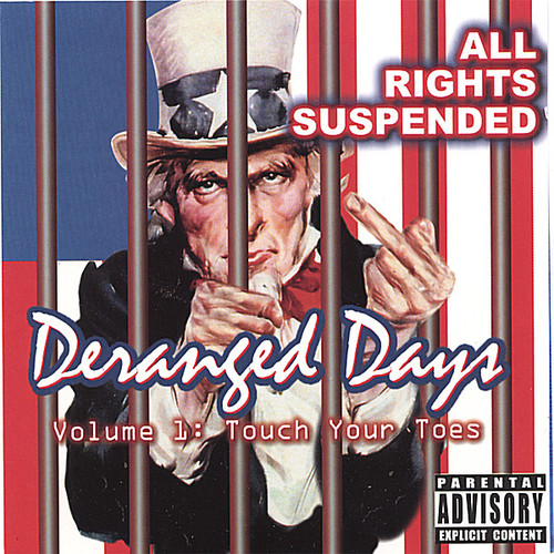 Deranged Days: Touch Your Toes 1