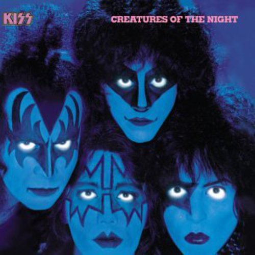 Kiss-Creatures of the Night