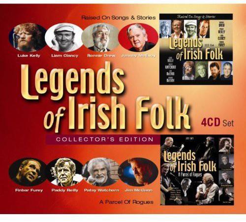 Legends of Irish Folk /  Various [Import]