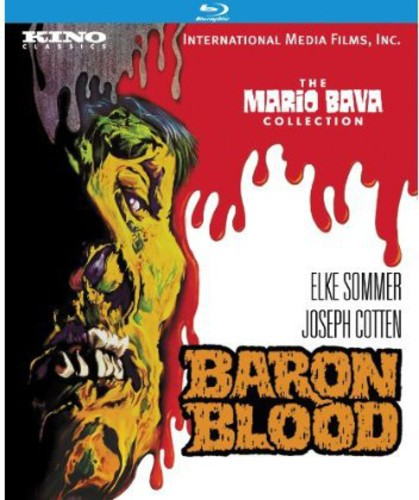Umberto Raho - Baron Blood