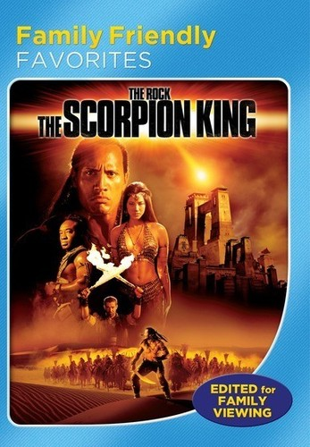 The Scorpion King (Family Friendly Version)