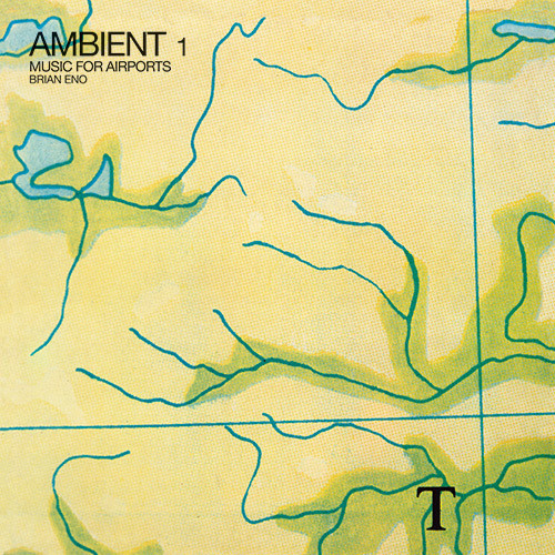 Brian Eno - Ambient 1: Music For Airports [LP]