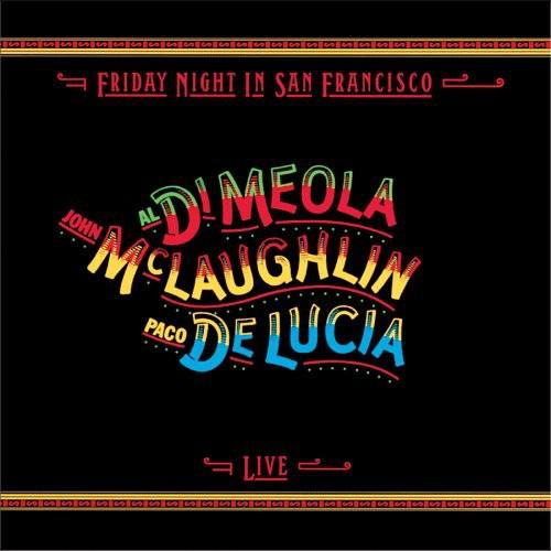 Al Di Meola - Friday Night In San Francisco (Asia)
