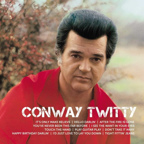 Conway Twitty - Icon [LP]