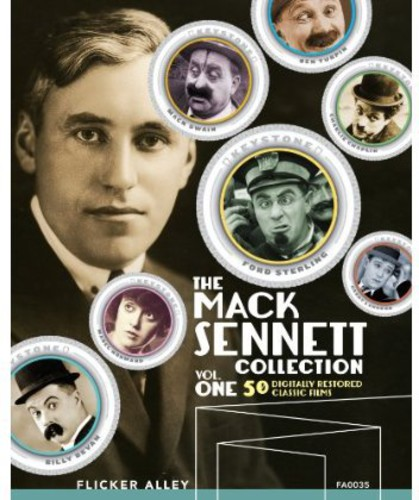 The Mack Sennett Collection: Volume 1