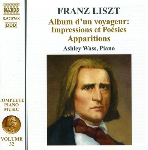 Ashley Wass - Piano Edition 32: Album Dun Voyageur