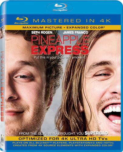 Pineapple Express (4K-Mastered)