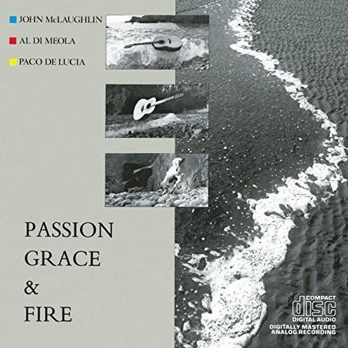 John McLaughlin, Al Di Meola, Paco De Lucia  - Passion, Grace & Fire [LP]