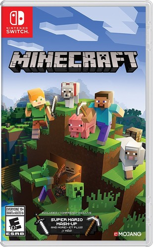 Swi Minecraft - Minecraft for Nintendo Switch