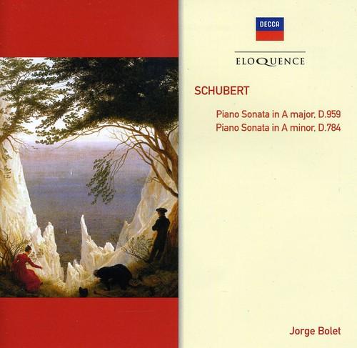 Eloq: Schubert - Piano Sonatas D 959 & 784