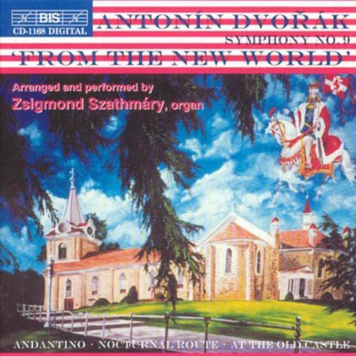 Symphony 9 (Arranged By Szathmary for Organ)