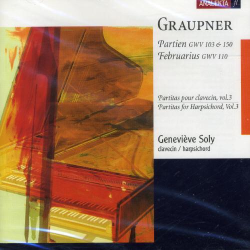Partitas for Harpsichord 3