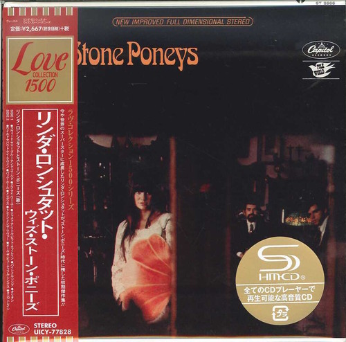 Linda Ronstadt-Stone Poneys Featuring Linda Ronstadt [SHM-CD]