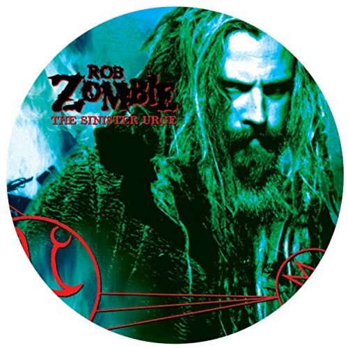 Rob Zombie - The Sinister Urge [LP]