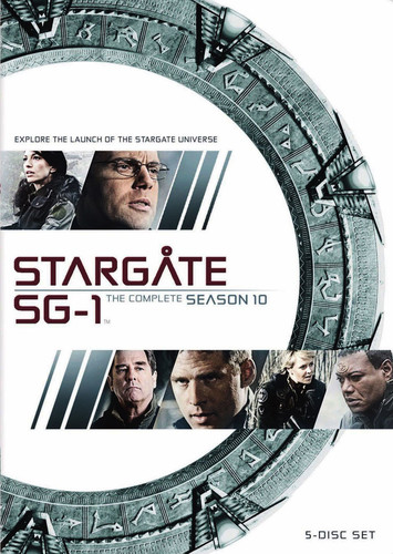 Stargate SG-1: The Complete Season 10