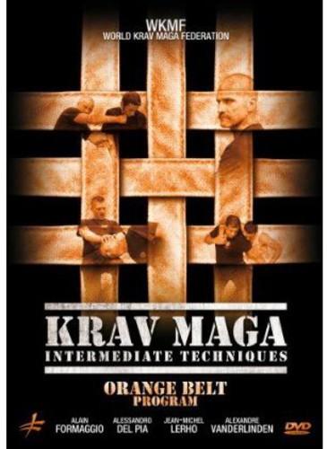 Krav Maga Intermediate Techniques: Orange Belt Program