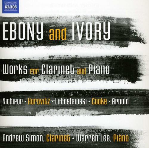 Warren Lee - Works for Clarinet & Piano