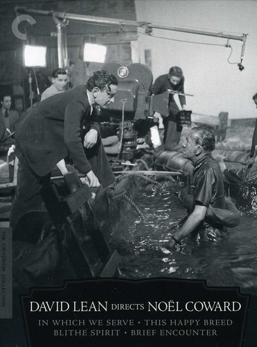 David Lean Directs Noel Coward (Criterion Collection)