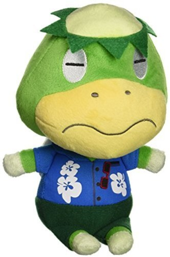"- Little Buddy Animal Crossing Kapp'n 7"" Plush"