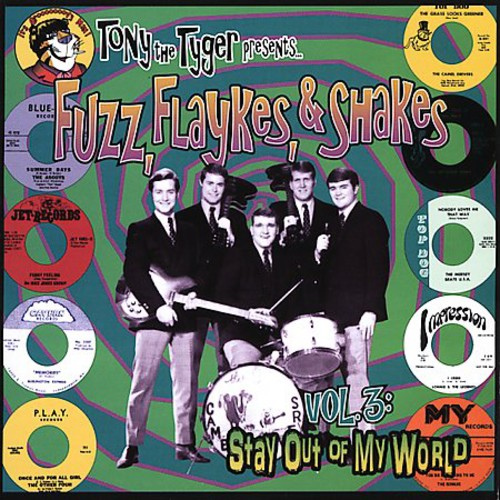 Tony The Tyger Presents: Fuzz Flakes Shakes 2 - Stay Out Of My World