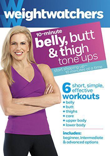 Weight Watchers: 10-Minute Belly & Butt & Thighs
