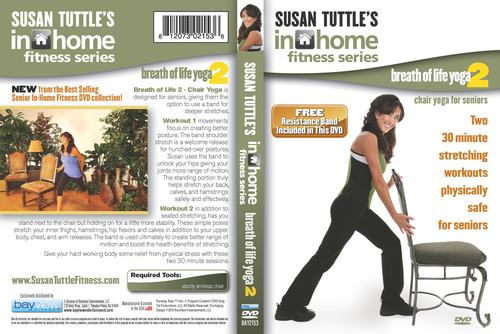 Susan Tuttle: Breath of Life Yoga 2