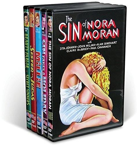 Lost Pre-Code Classics Collection: The Sin of Nora Moran
