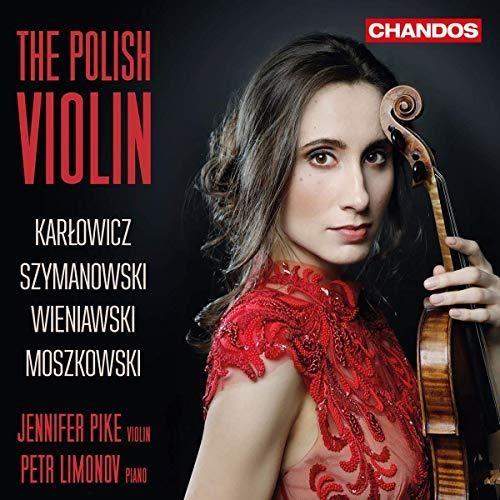 Sibelius/Tchaikovsky - Polish Violin