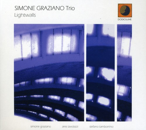 Simone Graziano Trio - Lightwalls