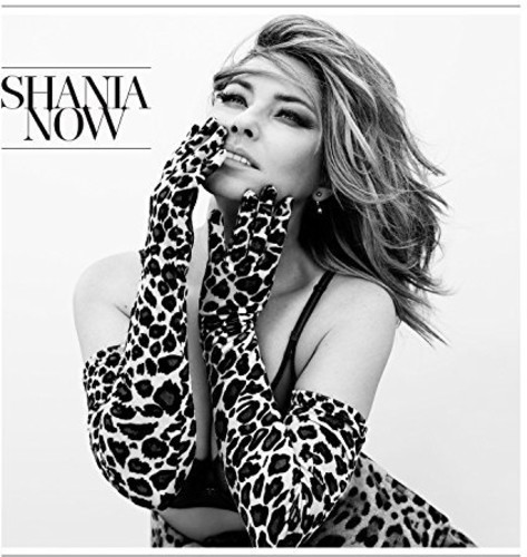 Shania Twain - Now [Deluxe Edition 2LP]