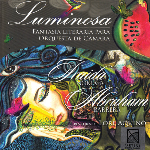 Abraham Barrera - Luminosa