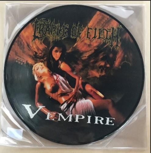 Cradle Of Filth - V EMPIRE (Or Dark Faerytales In Phallustien) [Rocktober 2017 Limited Edition Picture Disc LP]