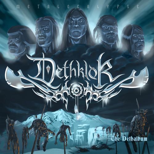 Metalocalypse Dethklok - Metalocalypse: Dethalbum