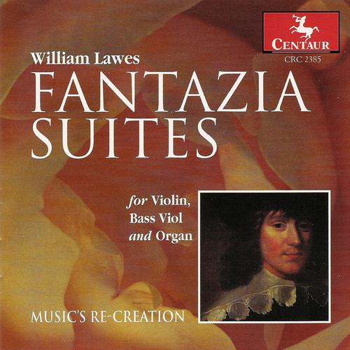Fantazia Suites for Viol, Bass Viol & Organ