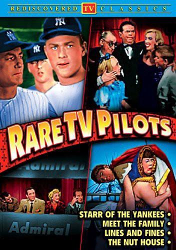 Rare TV Pilots: Starr of Yankees /  Meet the Family