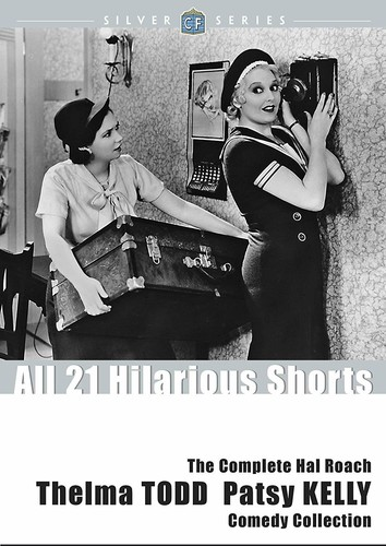 The Complete Hal Roach Thelma Todd/ Patsy Kelly Comedy Collection
