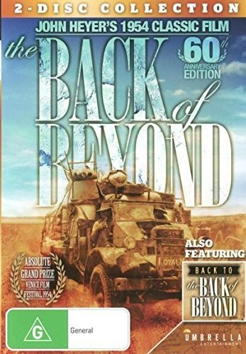 Back of Beyond Collection [Import]