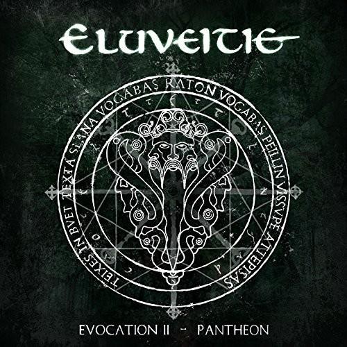 Eluveitie - Evocation Ii: Pantheon (Clear Vinyl) [Clear Vinyl] (Ger)