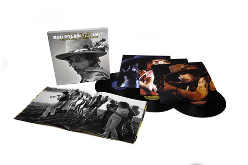 Bob Dylan - The Bootleg Series Vol. 5: Bob Dylan Live 1975, The Rolling Thunder Revue [3LP]