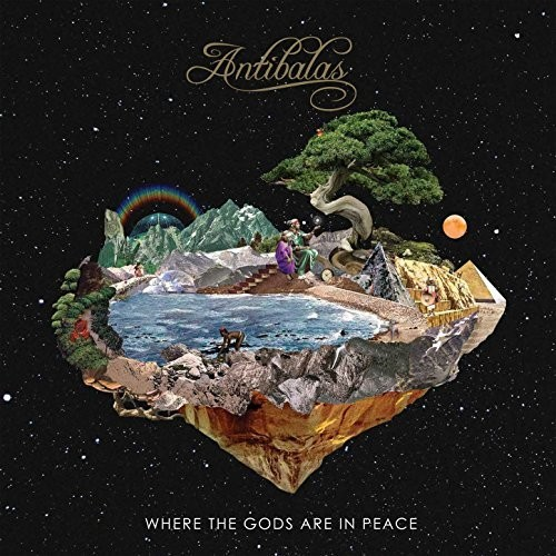 Antibalas - Where The Gods Are In Peace [LP]
