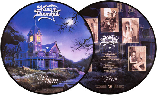 King Diamond - Them [Limited Edition] (Pict)
